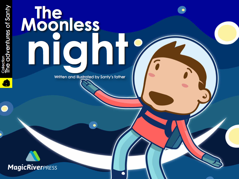 The Moonless night